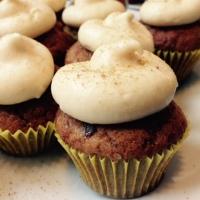 Toffe Mini-Cupcakes